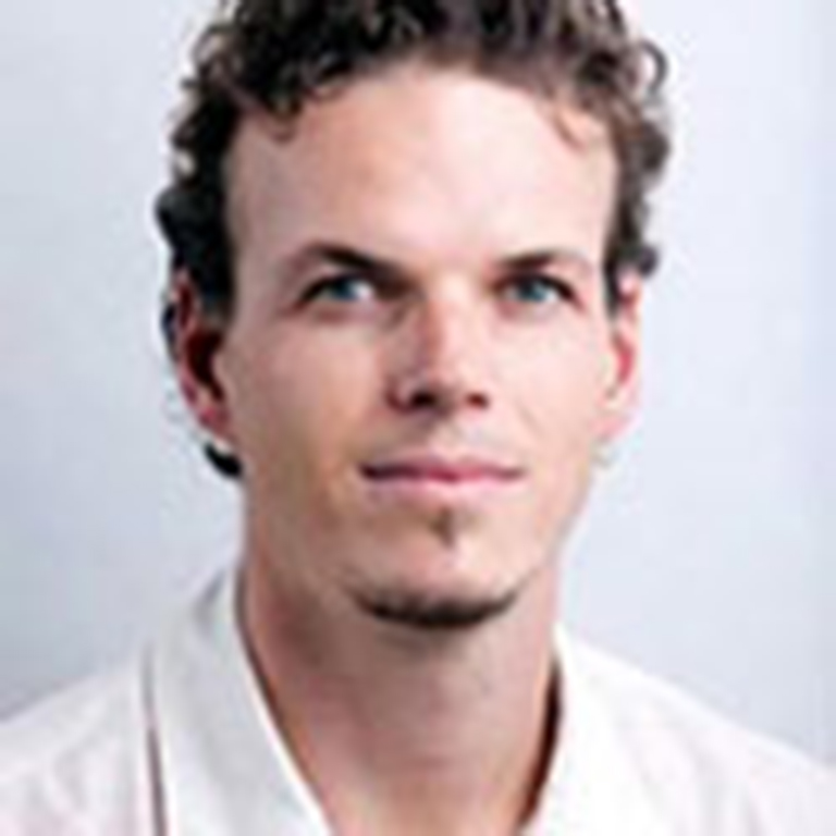 Photo of Assistant Professor of French, Nicolas Valazza.