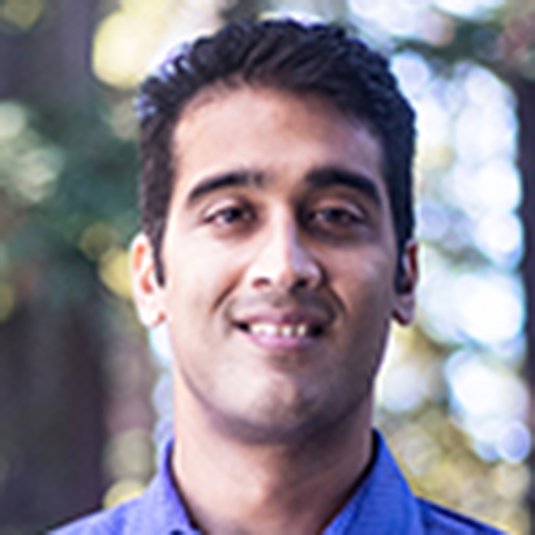 Image of Italian Visiting Assistant Professor, Akash Kumar.